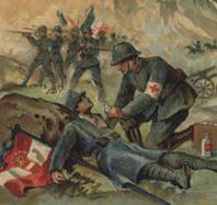 La storia del Movimento Internazionale della Croce Rossa